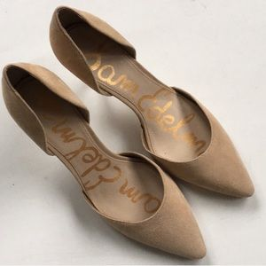 NWOT Sam Edelman leather heels